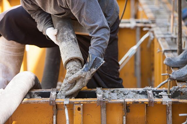 コンクリート 福岡で戸建て住宅の基礎工事なら「原翔グループ」
