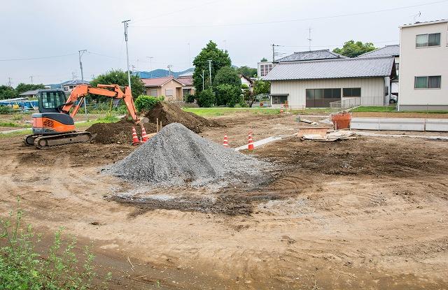 土木工事 福岡で戸建て住宅の基礎工事なら「原翔グループ」